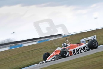 World © Octane Photographic Ltd. Masters Testing – Thursday 4th April 2013. FIA Masters Historic Formula One Championship. Arrows A4. Digital ref : 0629ce1d0396