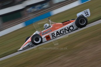 World © Octane Photographic Ltd. Masters Testing – Thursday 4th April 2013. FIA Masters Historic Formula One Championship. Arrows A4. Digital ref : 0629ce1d0400