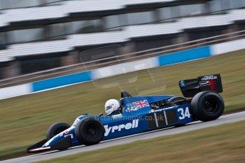 World © Octane Photographic Ltd. Masters Testing – Thursday 4th April 2013. FIA Masters Historic Formula One Championship. Digital ref : 0629ce1d0464