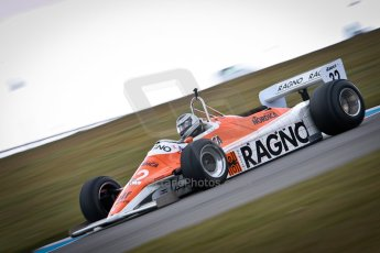 World © Octane Photographic Ltd. Masters Testing – Thursday 4th April 2013. FIA Masters Historic Formula One Championship. Arrows A4. Digital ref : 0629ce1d0474