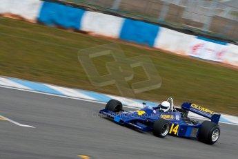 World © Octane Photographic Ltd. Masters Testing – Thursday 4th April 2013. FIA Masters Historic Formula One Championship. Digital ref : 0629ce1d0747