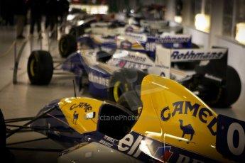 World © Octane Photographic Ltd. Fan Powered Racer and MGPDonny 2013 at Donington Park. 27th January 2013. Digital Ref : 0569ce1d3072