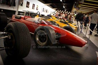 World © Octane Photographic Ltd. Fan Powered Racer and MGPDonny 2013 at Donington Park. 27th January 2013. Digital Ref : 0569ce1d3085
