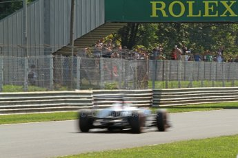 World © Octane Photographic Ltd. F1 Italian GP - Monza, Friday 6th September 2013 - Practice 2. Williams FW35 - Pastor Maldonado. Digital Ref : 0813cb7d5296