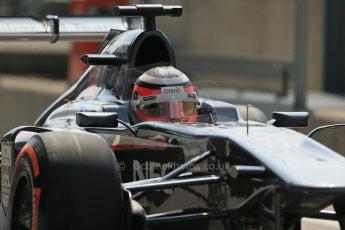 World © Octane Photographic Ltd. F1 Italian GP - Monza, Saturday 7th September 2013 - Qualifying. Sauber C32 - Nico Hulkenberg. Digital Ref :