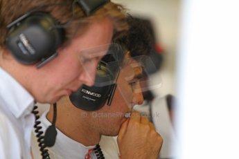 World © Octane Photographic Ltd. F1 Italian GP - Monza, Friday 6th September 2013 - Practice 1. Vodafone McLaren Mercedes MP4/28 - Sergio Perez . Digital Ref : 0811cb7d5067