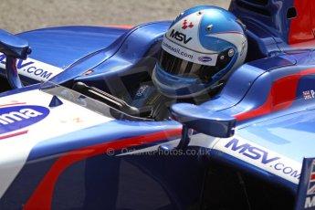 World © Octane Photographic Ltd. GP2 Italian GP, Monza, Friday 6th September 2013. Practice. Jolyon Palmer - Carlin. Digital Ref : 0812cb7d5145