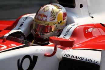 World © Octane Photographic Ltd. GP2 Italian GP, Monza, Friday 6th September 2013. Practice. Daniel Abt – ART Grand Prix. Digital Ref : 0812cb7d5167