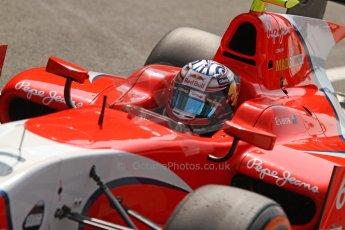 World © Octane Photographic Ltd. GP2 Italian GP, Monza, Friday 6th September 2013. Practice. Mitch Evans – Arden International. Digital Ref : 0812cb7d5189