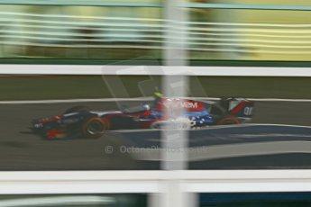 World © Octane Photographic Ltd. GP2 Italian GP, Monza, Friday 6th September 2013. Practice. Jolyon Palmer - Carlin. Digital Ref : 0812cb7d5223