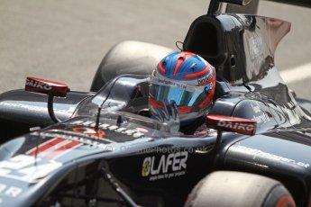 World © Octane Photographic Ltd. GP2 Italian GP, Monza, Friday 6th September 2013. Practice. Rene Binder - Venezuela GP Lazarus. Digital Ref : 0812cb7d5274