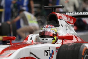 World © Octane Photographic Ltd. GP2 Italian GP, Monza, Sunday 8th September 2013. Race 2. James Calado – ART Grand Prix. Digital Ref :