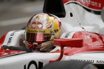 World © Octane Photographic Ltd. GP2 Italian GP, Monza, Sunday 8th September 2013. Race 2. Daniel Abt – ART Grand Prix. Digital Ref :