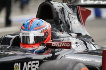 World © Octane Photographic Ltd. GP2 Italian GP, Monza, Sunday 8th September 2013. Race 2. Rene Binder - Venezuela GP Lazarus. Digital Ref :