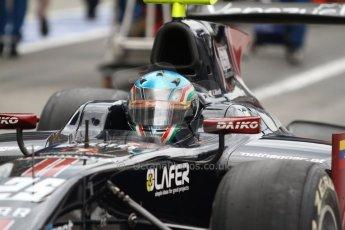World © Octane Photographic Ltd. GP2 Italian GP, Monza, Sunday 8th September 2013. Race 2. Vitorrio Ghirelli - Venezuela GP Lazarus. Digital Ref :