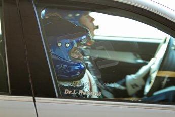 World © Octane Photographic Ltd. GP3 Italian GP - Race 1, Monza, Saturday 7th September 2013 - F1/GP2/GP3 Medical Car Mercedes C63 AMG Estate - Dr.Ian Roberts. Digital ref :