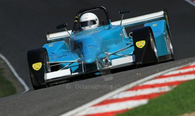 World © Carl Jones/Octane Photographic Ltd. Saturday 3rd August 2013. OSS - Brands Hatch - Qualifying. Ginger Marshall - Bowlby Mark ii. Digital Ref : 0771CJ7D0002