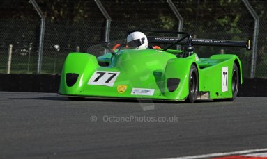 World © Carl Jones/Octane Photographic Ltd. Sunday 4th August 2013. OSS - Brands Hatch - Race 3. John Grey - Jade. Digital Ref : 0774cj7d0042
