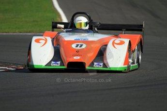 World © Carl Jones/Octane Photographic Ltd. Sunday 4th August 2013. OSS - Brands Hatch - Race 3. Jonathan Hair - Mallock Beagle Mk36 DD. Digital Ref : 0774cj7d0098