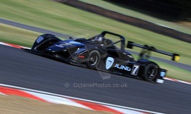 World © Carl Jones/Octane Photographic Ltd. Sunday 4th August 2013. OSS - Brands Hatch - Race 3. Darren Luke - Juno. Digital Ref : 0774cj7d0114