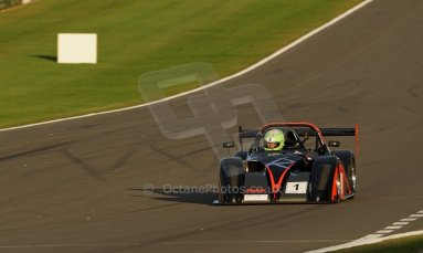 World © Octane Photographic Ltd. BRSCC - OSS Championship. Saturday 14th September 2013. Donington Park. Saturday 14th September 2013 – Race 1. Darcy Smith – Radical SR4. Digital Ref: 0827cj1d7294