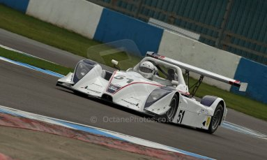 World © Octane Photographic Ltd. BRSCC - OSS Championship. Sunday 15th September 2013. Donington Park. Sunday 15th September 2013 – Race 2. Doug Bowkett. Digital Ref: 0828cj1d3888