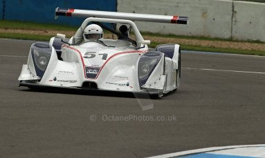 World © Octane Photographic Ltd. BRSCC - OSS Championship. Sunday 15th September 2013. Donington Park. Sunday 15th September 2013 – Race 2. Doug Bowkett. Digital Ref: 0828cj1d3975