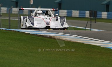 World © Octane Photographic Ltd. BRSCC - OSS Championship. Sunday 15th September 2013. Donington Park. Sunday 15th September 2013 – Race 2. Doug Bowkett. Digital Ref: 0828cj1d4064
