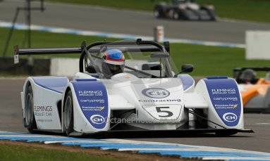 World © Octane Photographic Ltd. BRSCC - OSS Championship. Sunday 15th September 2013. Donington Park. Sunday 15th September 2013 – Race 2. Craig Fleming – Juno TR250. Digital Ref: 0828cj1d7566