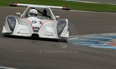 World © Octane Photographic Ltd. BRSCC - OSS Championship. Sunday 15th September 2013. Donington Park. Sunday 15th September 2013 – Race 2. Doug Bowkett. Digital Ref: 0828cj1d7630