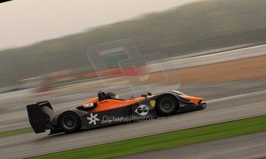 World © Octane Photographic Ltd. BRSCC - OSS Championship. Saturday 19th October 2013. Silverstone. Qualifying. Doug Hart – Chiron/Hart 2012. Digital Ref: