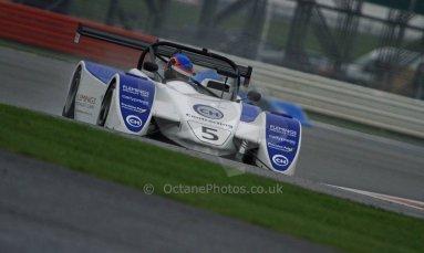 World © Octane Photographic Ltd. BRSCC - OSS Championship. Saturday 19th October 2013. Silverstone. Qualifying. Craig Fleming – Juno TR250. Digital Ref:
