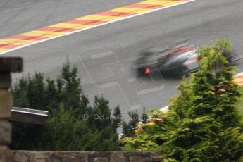 World © Octane Photographic Ltd. Belgian GP Friday 23rd August 2013 F1 Practice 1. Sauber C32 - Nico Hulkenberg. Digital Ref : 0784cb7d1934