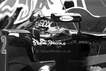 World © Octane Photographic Ltd. F1 Belgian GP - Spa - Francorchamps. Friday 23rd August 2013. Practice 1.