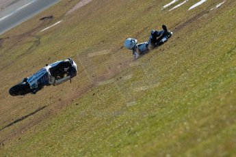 World © Octane Photographic Ltd. Thundersport GB 31st March 2013. The Van Insurer 600 Sportsman Elite. Richard McNeill - McNeill Racing - Suzuki 600F. Digital Ref : 0609ce1d6188