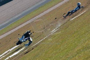 World © Octane Photographic Ltd. Thundersport GB 31st March 2013. The Van Insurer 600 Sportsman Elite. Richard McNeill - McNeill Racing - Suzuki 600F. Digital Ref : 0609ce1d6197