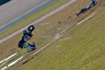 World © Octane Photographic Ltd. Thundersport GB 31st March 2013. The Van Insurer 600 Sportsman Elite. Richard McNeill - McNeill Racing - Suzuki 600F. Digital Ref : 0609ce1d6198