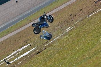 World © Octane Photographic Ltd. Thundersport GB 31st March 2013. The Van Insurer 600 Sportsman Elite. Richard McNeill - McNeill Racing - Suzuki 600F. Digital Ref : 0609ce1d6199