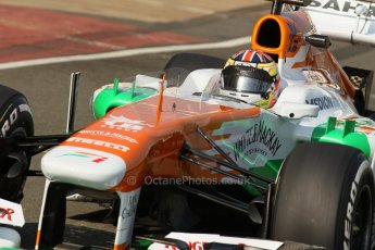 World © Octane Photographic Ltd. Formula 1 - Young Driver Test - Silverstone. Wednesday 17th July 2013. Day 1. Sahara Force India VJM06 - James Calado. Digital Ref : 0752lw1d5727