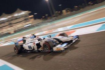 World © Octane Photographic Ltd. 2014 Formula 1 Abu Dhabi Grand Prix, GP2 Qualifying, Friday 21st November 2014. Marco Sorensen - MP Motorsport. Digital Ref : 1162CB7D8231