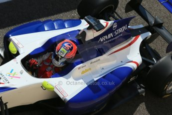 World © Octane Photographic Ltd.  Sunday 23rd November 2014. GP3 Race 2 – Abu Dhabi GP - Yas Marina Circuit, United Arab Emirates. Dean Stoneman. Koiranen GP. Digital Ref : 1169CB1D6576