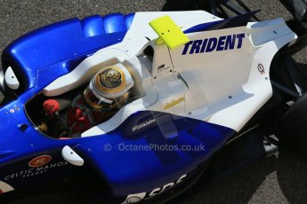 World © Octane Photographic Ltd. Sunday 23rd November 2014. GP3 Race 2 – Abu Dhabi GP - Yas Marina Circuit, United Arab Emirates. Ryan Cullen - Trident. Digital Ref :1169CB1D6598