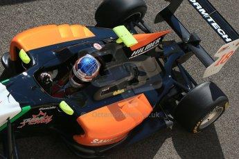 World © Octane Photographic Ltd. Sunday 23rd November 2014. GP3 Race 2 – Abu Dhabi GP - Yas Marina Circuit, United Arab Emirates. Nelson Mason - Hilmer Motorsport. Digital Ref :1169CB1D6645