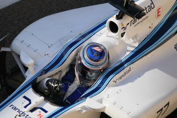 World © Octane Photographic Ltd. Tuesday 25th November 2014. Abu Dhabi Testing - Yas Marina Circuit. Williams Racing FW36 – Valtteri Bottas. Digital Ref: 1174CB1D8064