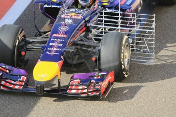 World © Octane Photographic Ltd. Tuesday 25th November 2014. Abu Dhabi Testing - Yas Marina Circuit. Infiniti Red Bull Racing RB10 – Carlos Sainz jr. Digital Ref: 1174CB1D8110