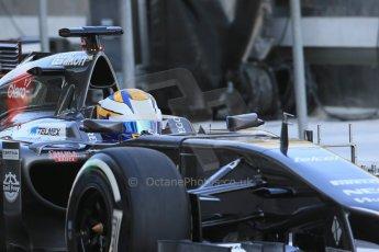 World © Octane Photographic Ltd. Tuesday 25th November 2014. Abu Dhabi Testing - Yas Marina Circuit. Sauber C33 – Marcus Ericsson. Digital Ref: 1174LB1D7786