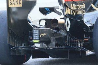 World © Octane Photographic Ltd. Tuesday 25th November 2014. Abu Dhabi Testing - Yas Marina Circuit. Lotus F1 Team E22 – Charles Pic. Digital Ref: 1174LB1D7814