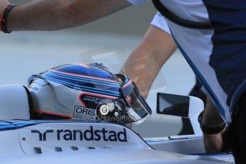 World © Octane Photographic Ltd. Tuesday 25th November 2014. Abu Dhabi Testing - Yas Marina Circuit. Williams Racing FW36 – Valtteri Bottas. Digital Ref: 1174LB1D7977
