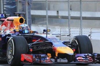 World © Octane Photographic Ltd. Tuesday 25th November 2014. Abu Dhabi Testing - Yas Marina Circuit. Infiniti Red Bull Racing RB10 – Carlos Sainz jr. Digital Ref: 1174LB1D8063