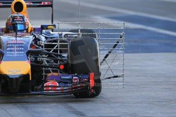 World © Octane Photographic Ltd. Tuesday 25th November 2014. Abu Dhabi Testing - Yas Marina Circuit. Infiniti Red Bull Racing RB10 – Carlos Sainz jr. Digital Ref: 1174LB1D8154